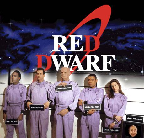 Ihana Red Dwarf!