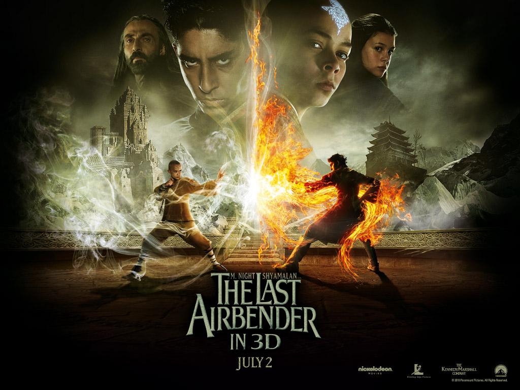 Avatar The Last Airbender Movie Wallpaper 1024 X 768 Pixels