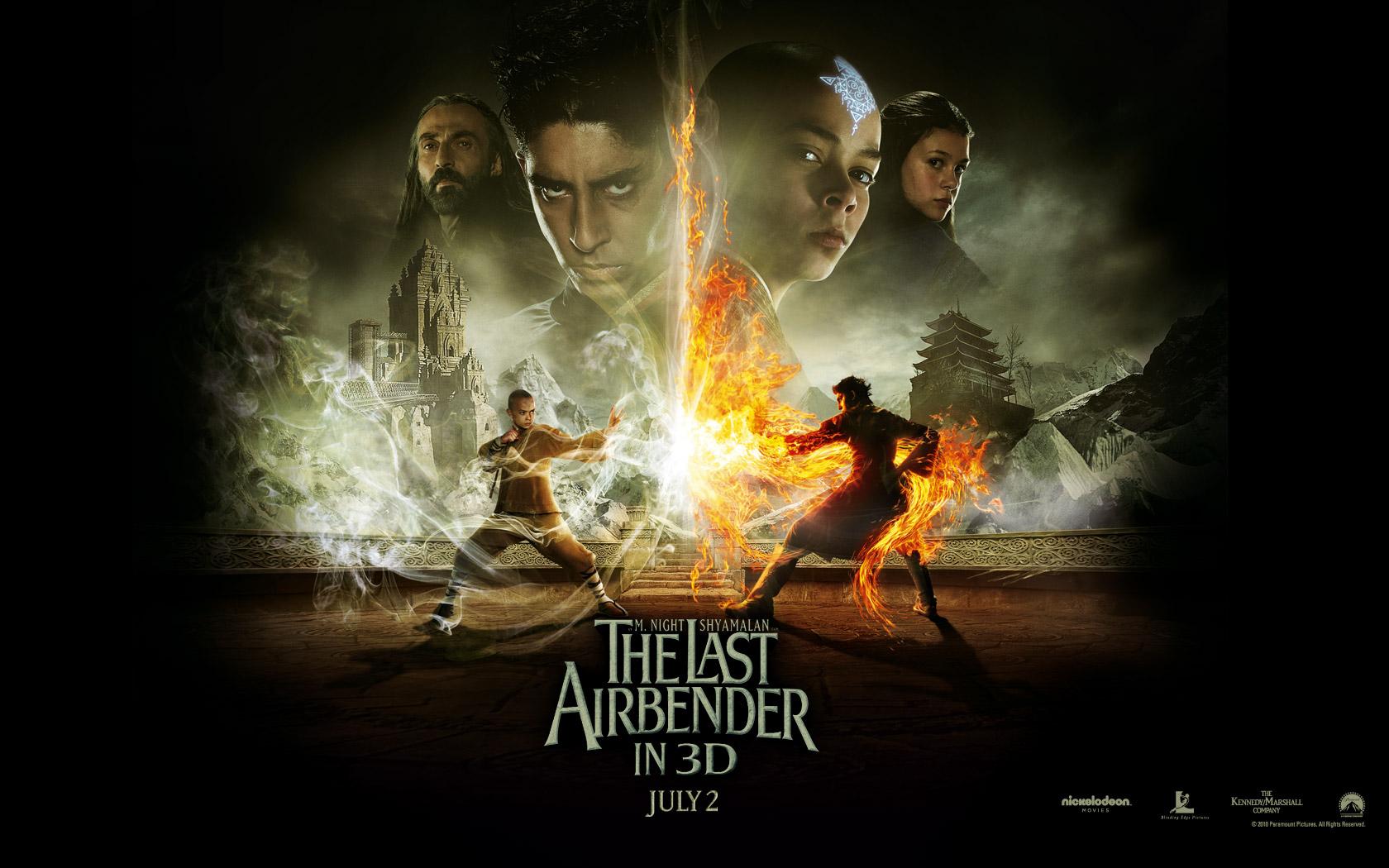 Avatar The Last Airbender Movie Wallpaper 1680 X 1050 Pixels