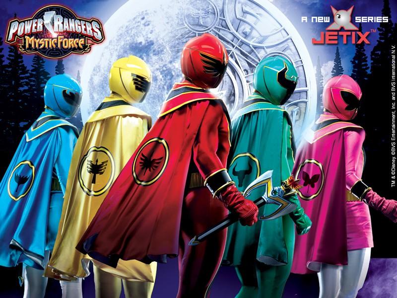 19 Generaciones De Power Rangers Megapost Info En Taringa