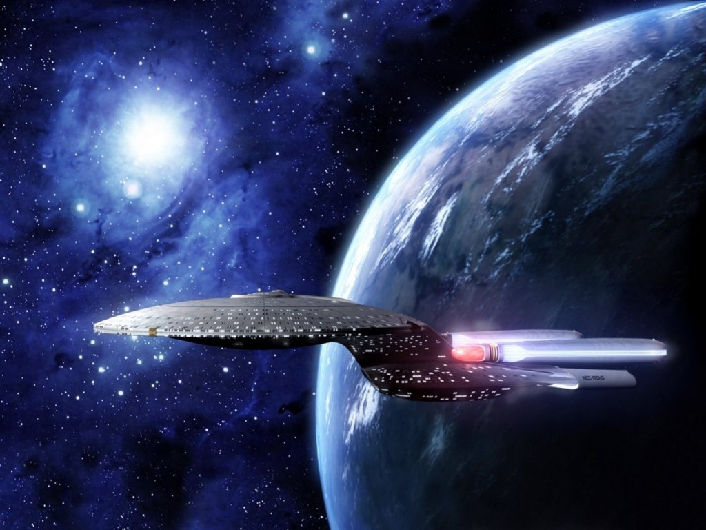 Star Trek Wallpaper Number 6 1024 X 768 Pixels