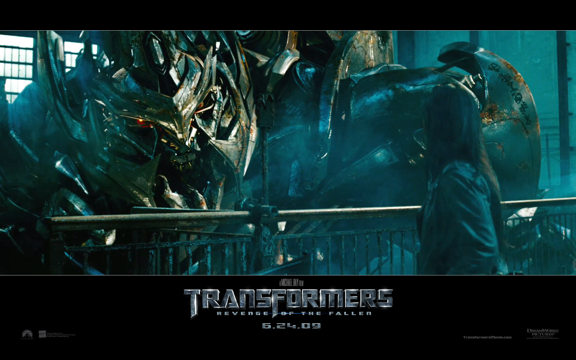 Transformers Revenge Of The Fallen Wallpaper Number 2 1920 X