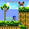 """Click here to play the Flash game """"Sonic the Hedgehog: Ultimate Flash Sonic"""""""
